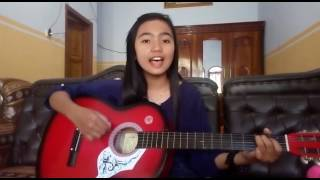 gabby - tinggal kenangan cover by adelia angel