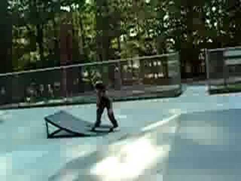 Sept 08 Caroline County Sk8park R.E. Prespon Skateteam