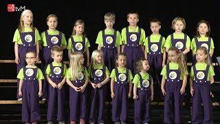 Mohelnické děti zpívaly pro UNICEF