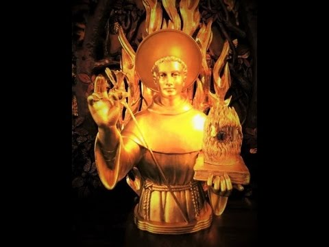 Miracle prayer to St Anthony of Padua, Blessing, Healing and Deliverance