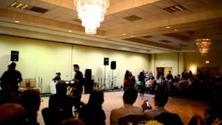 رقص دانشجویان ایرانی شیکاگو