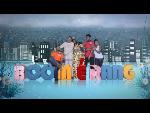 BOOMERANG TV SERIES | Nollywood COMEDY TV SERIES