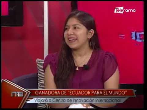 Concurso Ecuador para el Mundo de Tesalia CBC y ESPOL impulsa emprendimiento joven