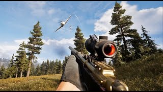 Download Video Far Cry 5 Creative Stealth Kills (Outpost Liberation) MP3 3GP MP4