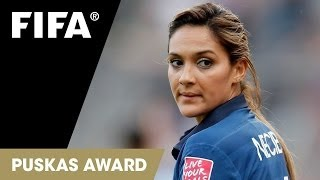 FIFA Puskas Award 2013 nominee: Louisa Nécib
