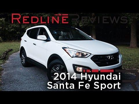 Redline Review: 2014 Hyundai Santa Fe Sport