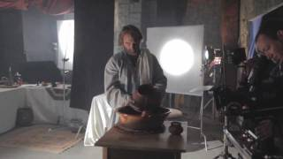 Apostle Peter And The Last Supper -Behind The Scenes #2