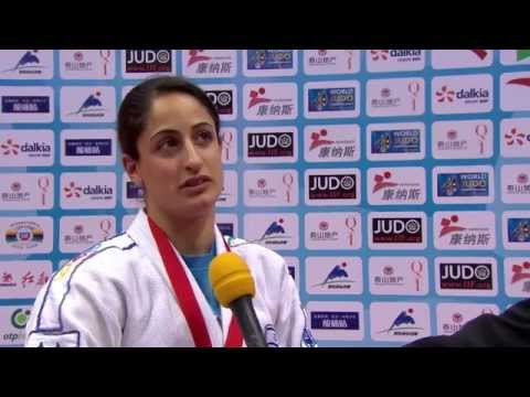 Interview - Yarden Gerbi -63Kg Gold Medalist Qingdao GP 2014