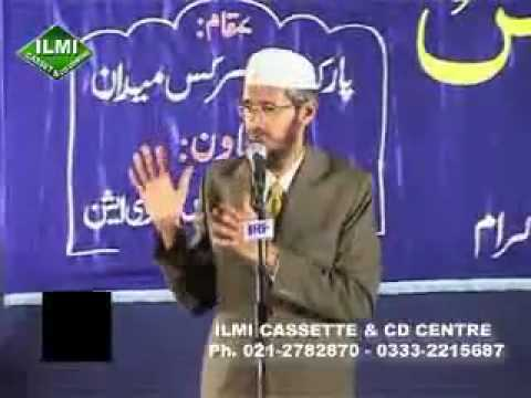Dr Zakir naik started attacking books of deobandi Tableeqi jamat