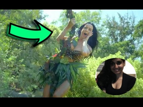 Katy Perry  Roar Queen of the Jungle Music Video Teaser Trailer - My Review