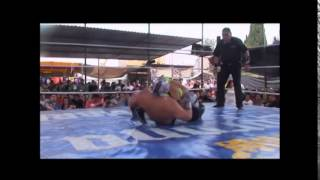 2do resumen del Aniversario de Chilanga Mask, en la Arena Coliseo Coacalco