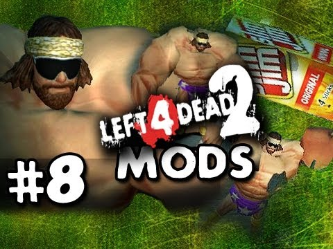 left - The cats are taking over! Leave a LIKE rating :) ▻ SUBSCRIBE for more videos! http://bit.ly/subnova ◅ Returning to Left 4 Dead with random mods from the work...