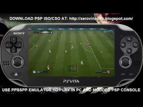 PPSSPP Emulator Download FIFA 17 PSP ISO CSO