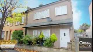 Four Bedroom House For Sale in Walthamstow