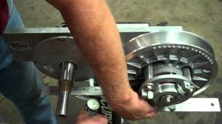 3. clutch alignment procedure