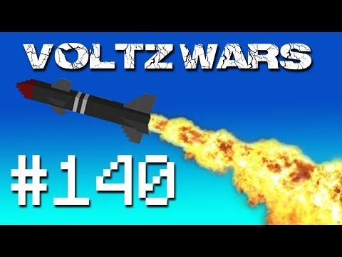 Minecraft Voltz Wars - Erasing Memories! #140