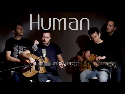Rag'n'Bone Man - Human (Dario Pinelli And The IGF Trio Acoustic Cover)