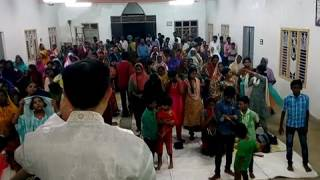 Kakinada India  city pictures gallery : Revival meeting in Kakinada India