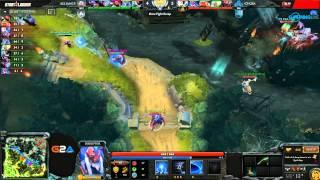 [SL12 Finales] Alliance vs Cloud 9 G2 - Dota 2 FR