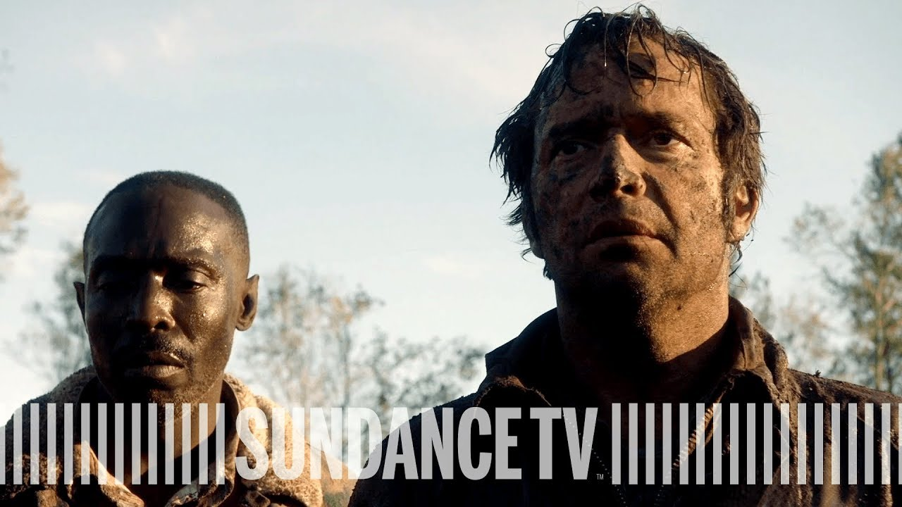 The Boys are Back in Sundance TV's Dark Comedy 'Hap & Leonard' Season (Finale Clip)