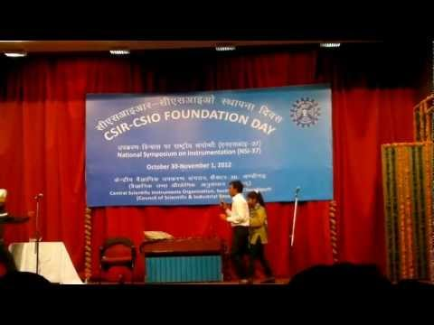funny skit -popular humorous scientific comedy by CSIO