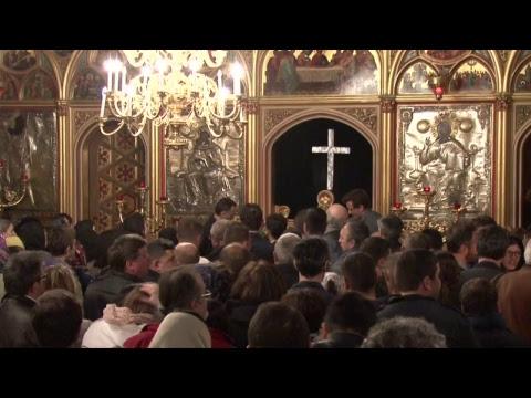 Catedrala Paris - Denia prohodului, 14 aprilie 2017