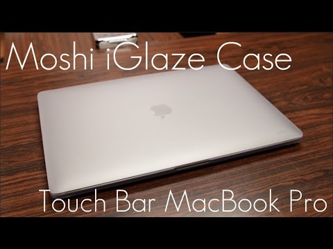 """, title : 'Moshi iGlaze Pro Hard Shell Case for New 2016 MacBook Pro Touch Bar 13"""" & 15"""" -  Review / Demo'"""