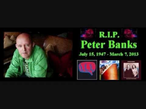 Peter Banks - In Memory of a Prog Rock Hero and Friend 1947-2013 - YES FLASH