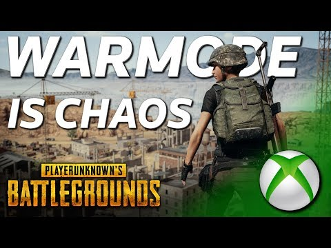 WARMODE Full Match XBOX One X - Does It Hold Up On Xbox?