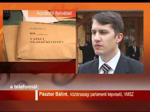 Híradó - Elfogadták a Helyhatósági választásokról szóló törvény módosítását-cover