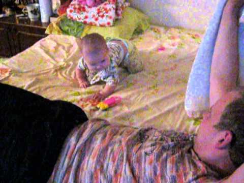 """""""Мій шалений день"""": Терещук Раїса (7 місяців було на час зйомки, нині - 1 рік 11 м)"""
