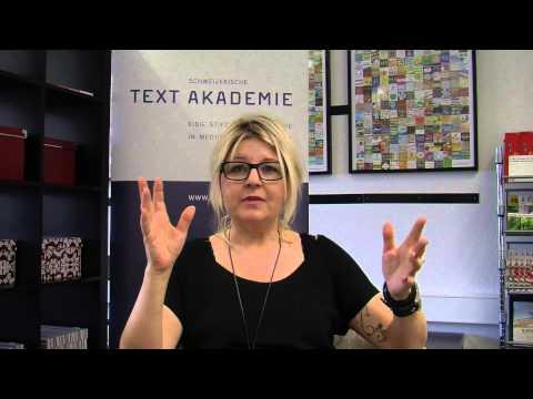 CAS Texter / CAS Texterin: Wie sieht der Texter-Beruf aus?