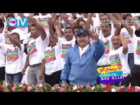 Celebración 19 de Julio 2016 - Canción OTRO TIEMPO