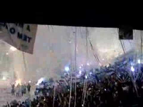 Geral do Grêmio - GRENAL 29/06/08 - Entrada - Geral do Grêmio - Grêmio