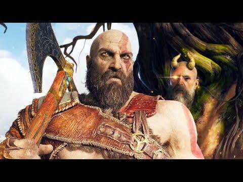 THE CRAZIEST BOSS FIGHT SO FAR | God Of War - Part 4 (видео)