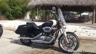 8. New 2014 Harley Davidson XL1200T Sportster Superlow Motorcycles for sale - Tampa, FL
