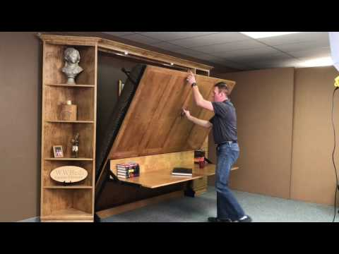 King Templeton Murphy Bed