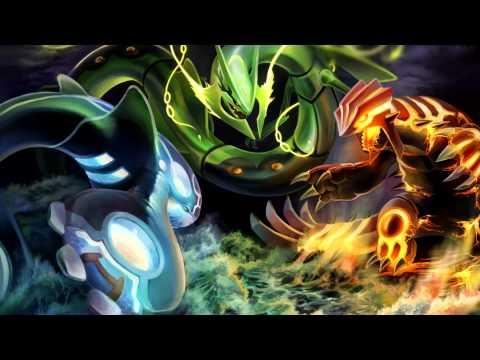 Battle! Super Ancient Pokémon - Hoenn Trio Theme Mashup