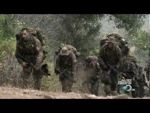 Discovery Channel's - Surviving the Cut - US Marine Recon *High Definition*