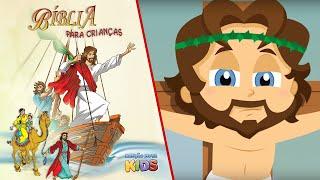 Paixão de Cristo - Jesus é condenado à morte