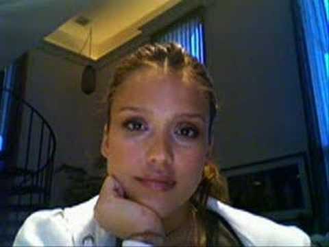 Jessica Alba nua