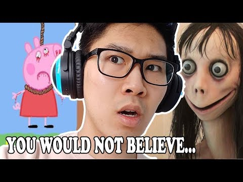 "WHO'S REALLY BEHIND ""THE MOMO CHALLENGE"" & Peppa Pig (MUST WATCH!)"