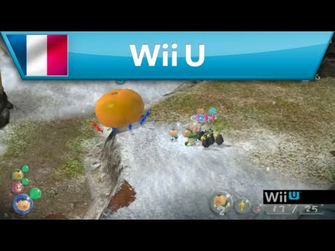 Pikmin 3 - Bande-annonce Fruits (Wii U)