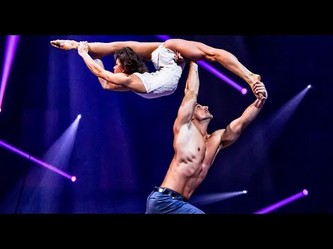 Duo Destiny - Hand To Hand Bench Act | 39th Cirque De Demain