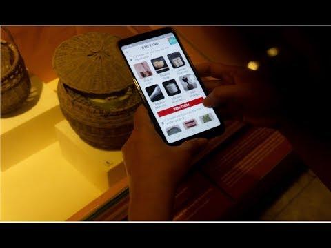 [THANH NIÊN] | SBD | Smart Museum | giải pháp Bảo tàng thông minh đầu tiên tại Việt Nam