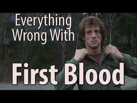 Everything Wrong With First Blood in 13 Minutes or Less