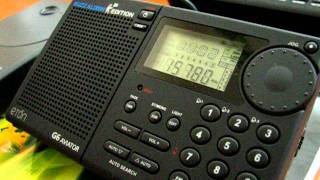 Lampertheim Germany  city photo : SW: Radio Sawa 15780 kHz Lampertheim, Germany 2011-05-15