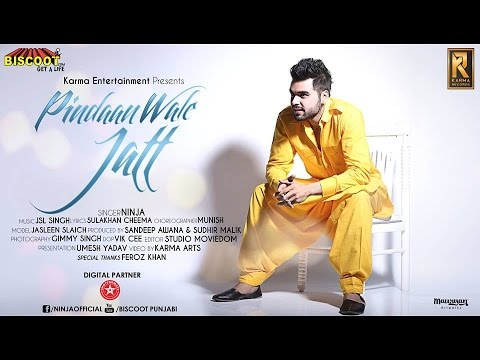 full song - Available on iTunes: https://itunes.apple.com/in/album/pindaan-wale-jatt-ninja-single/id903016083 For Caller Tunes - SMS NINJA send to 52040 Singer - NINJA ( https://www.facebook.com/ninjaofficial...