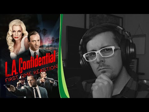 L.A. CONFIDENTIAL (1997) FIRST TIME Reaction!