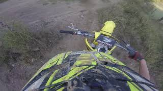 9. Riding the RM-Z 450